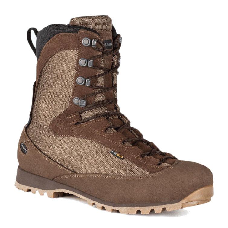 Ботинки охотничьи AKU Pilgrim HL GTX цвет Brown фото 1