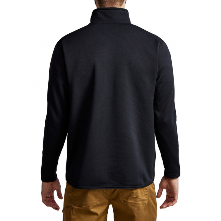 Джемпер SITKA Dry Creek Fleece Jacket цвет Black фото 2