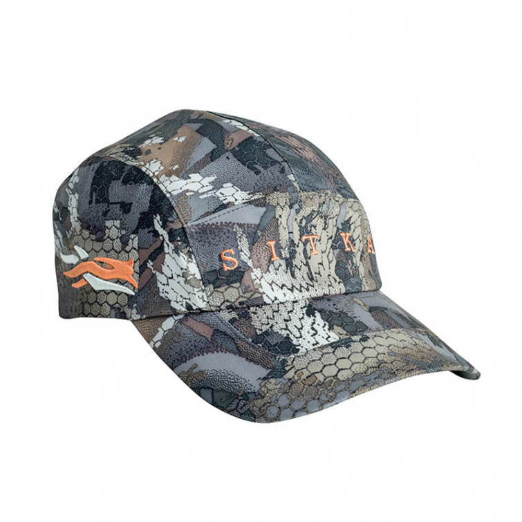 Бейсболка SITKA Pantanal Gtx Cap цвет Optifade Timber фото 1