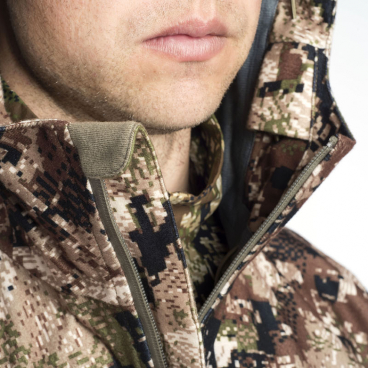 Куртка SITKA Thunderhead Jacket цвет Optifade Subalpine фото 3