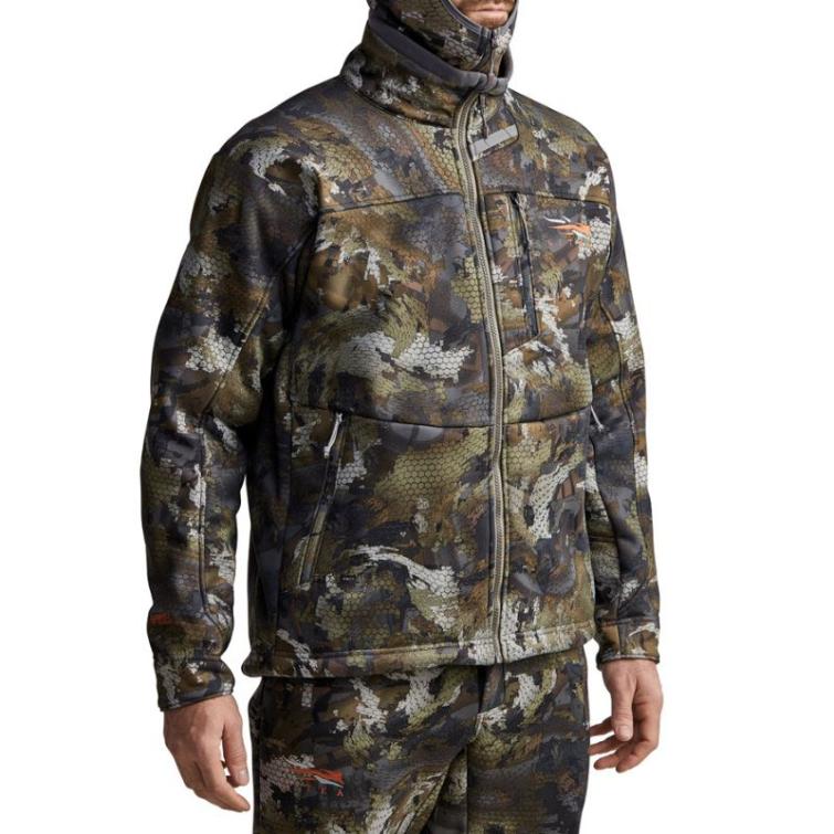 Куртка SITKA Dakota Jacket New цвет Optifade Timber фото 5