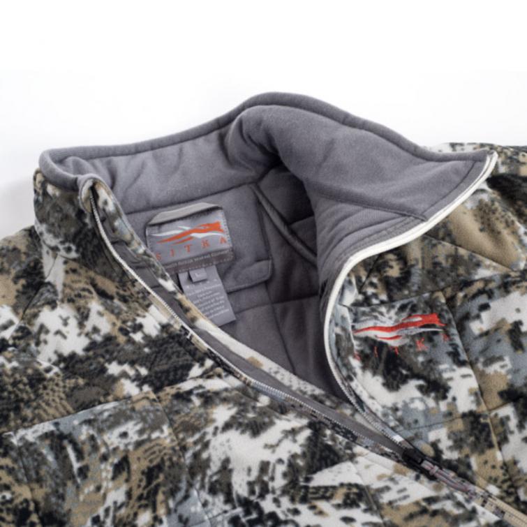 Куртка SITKA Celsius Shacket цвет Optifade Elevated II фото 3