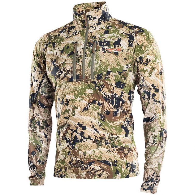 Рубашка SITKA Ascent Shirt цвет Optifade Subalpine фото 1