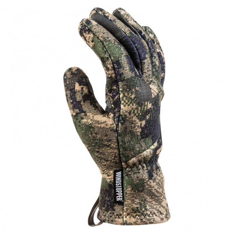Перчатки SITKA Stratus Glove цвет Optifade Ground Forest фото 1
