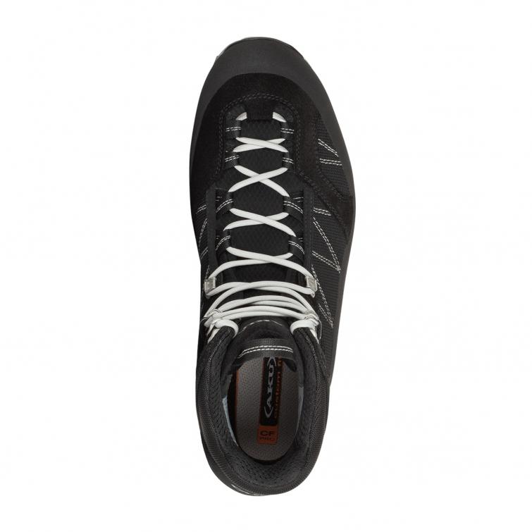 Ботинки треккинговые AKU Tengu Tactical GTX цвет Black фото 2