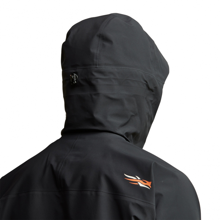 Куртка SITKA Dew Point Jacket New цвет Black фото 5