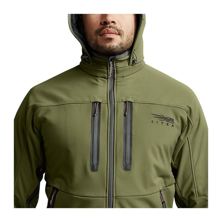 Куртка SITKA Jetstream Jacket New цвет Covert фото 3