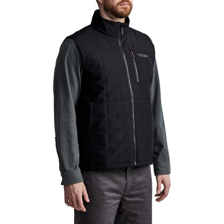 Жилет SITKA Grindstone Work Vest цвет Black фото 5