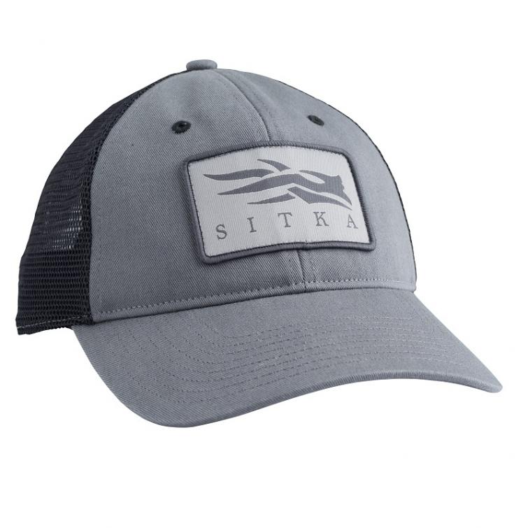 Бейсболка SITKA Meshback Trucker Cap New цвет Woodsmoke фото 1