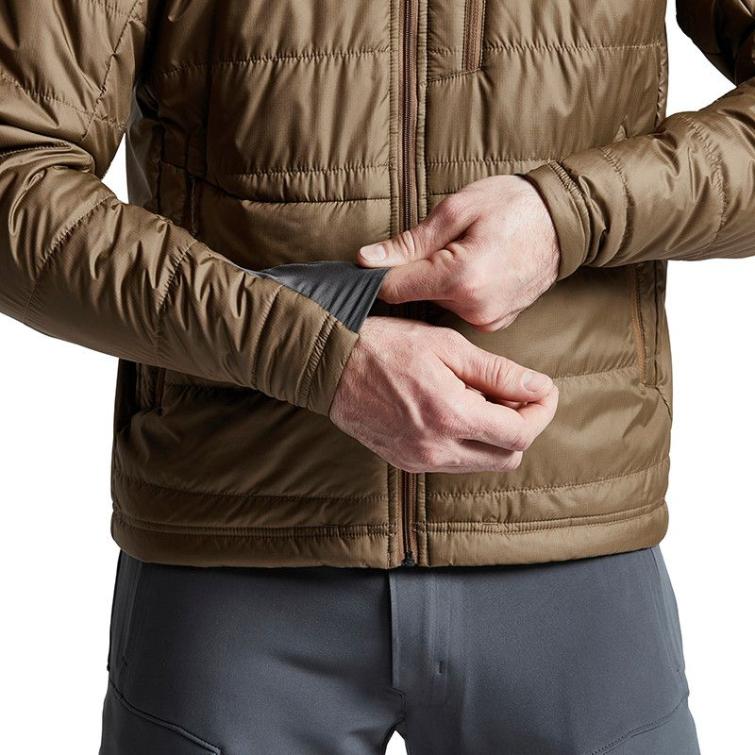 Куртка SITKA Kelvin AeroLite Jacket цвет Coyote фото 4