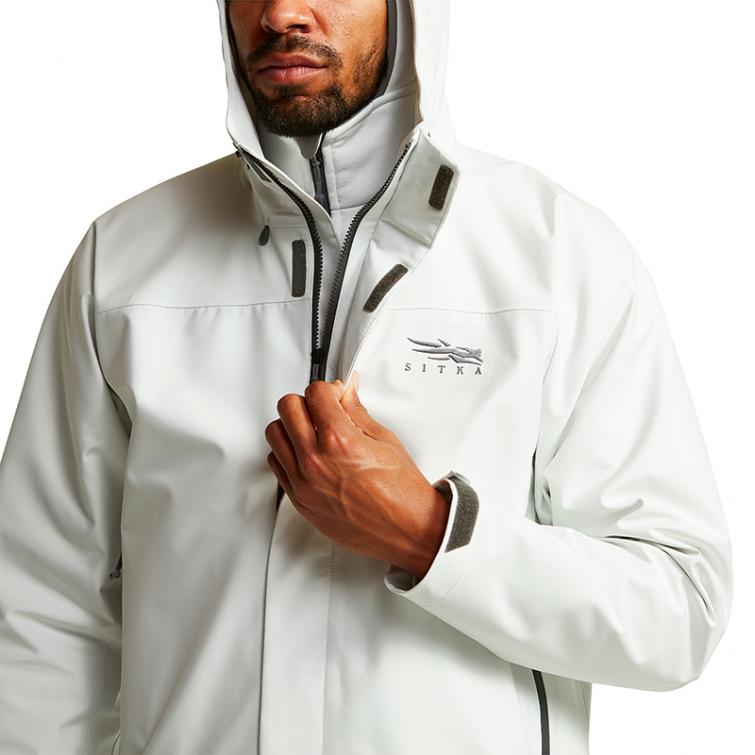 Куртка SITKA Nodak Jacket цвет White фото 6
