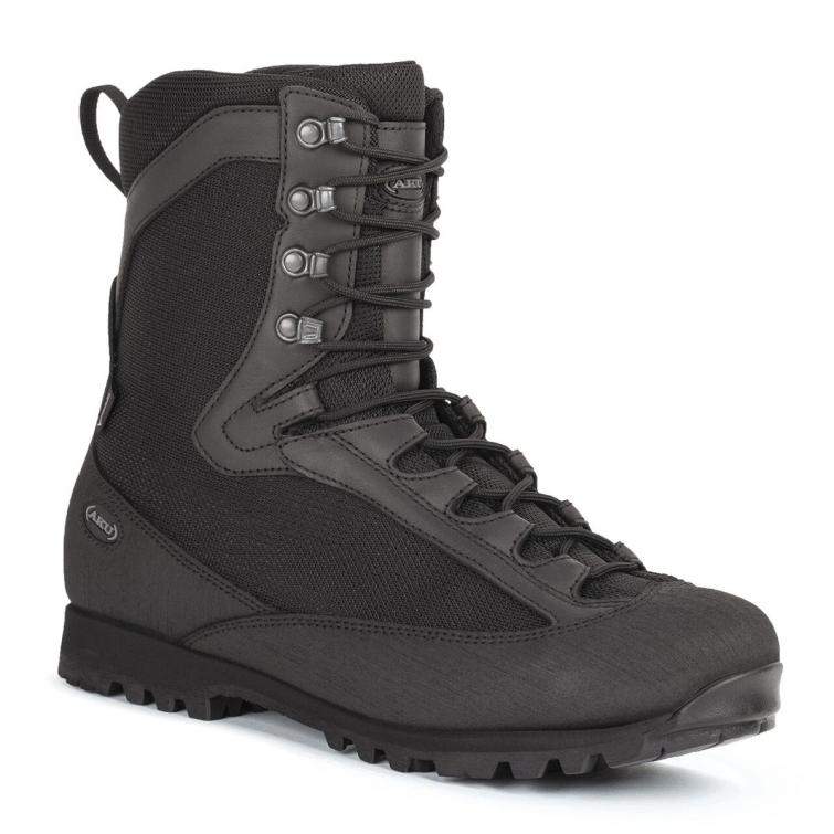 Ботинки охотничьи AKU Pilgrim HL GTX Combat цвет Black фото 1
