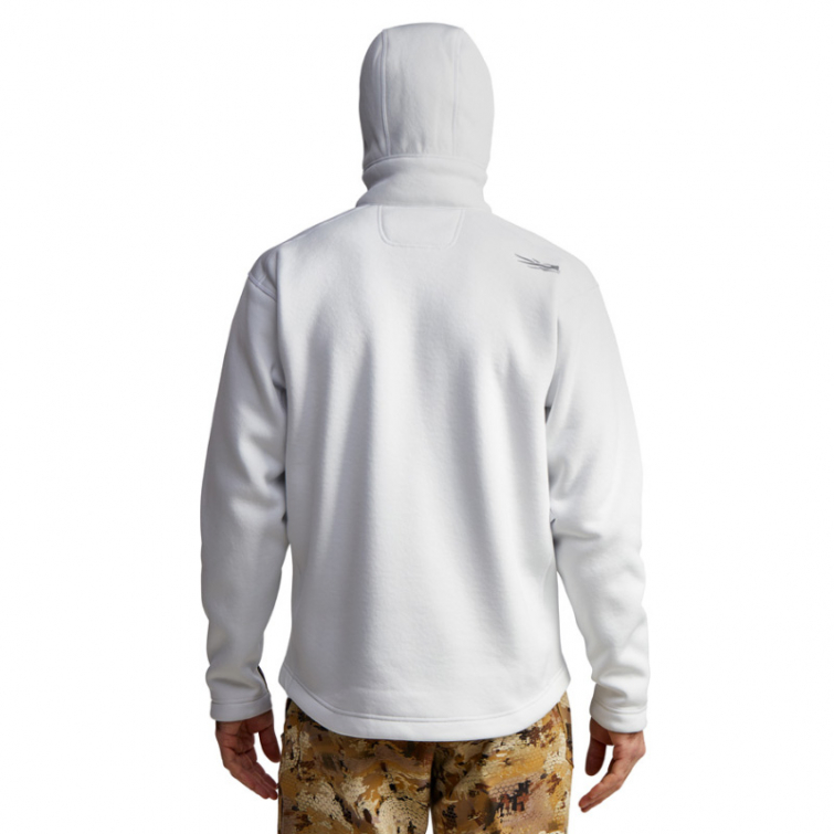 Толстовка SITKA Gradient Hoody цвет White фото 5