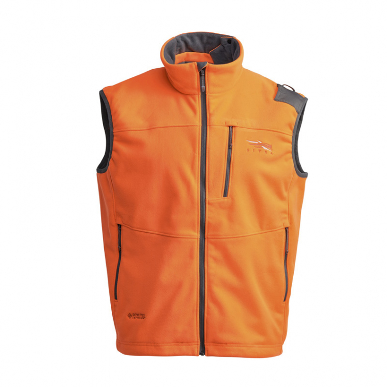 Жилет SITKA Stratus Vest New цвет Blaze Orange фото 1