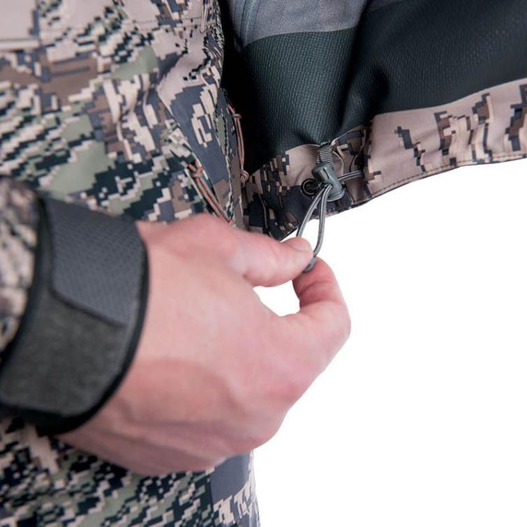 Куртка SITKA Stormfront Jacket New цвет Optifade Open Country фото 11