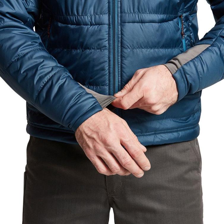 Куртка SITKA Kelvin AeroLite Jacket цвет Deep Water фото 3