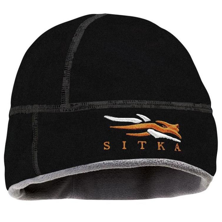 Шапка SITKA Jetstream WS Beanie цвет Black фото 1