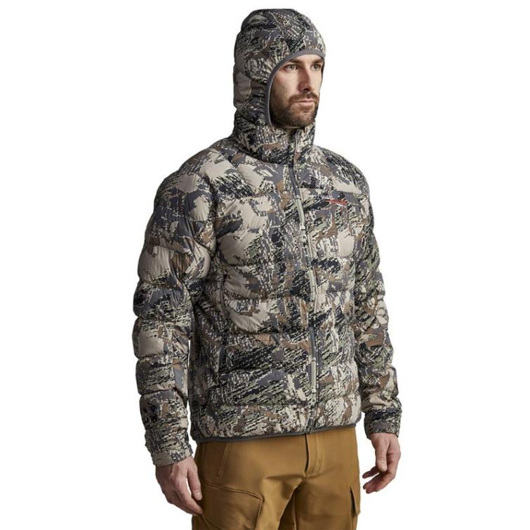 Куртка SITKA Kelvin Lite Down Jacket цвет Optifade Open Country фото 8