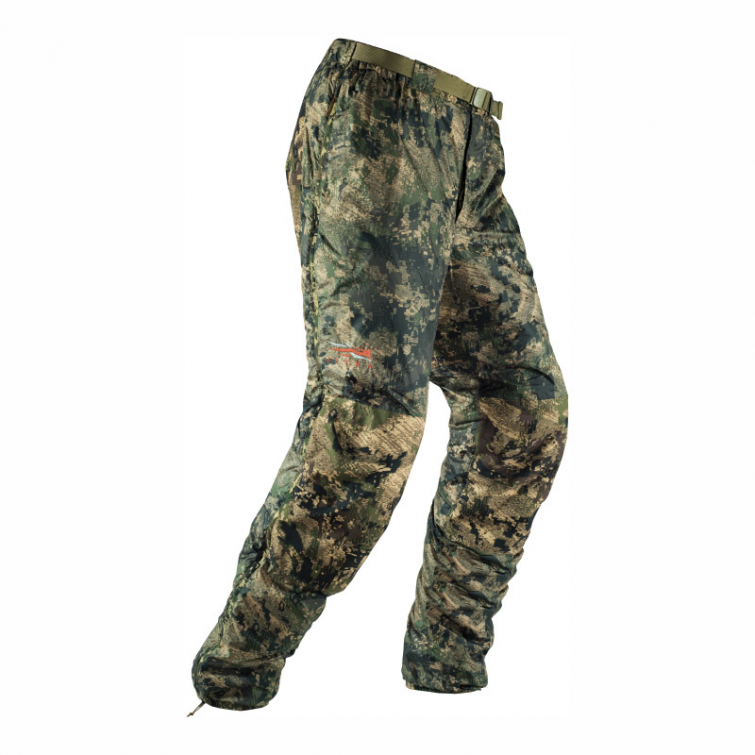 Брюки SITKA Kelvin Lite Pant цвет Optifade Ground Forest фото 1