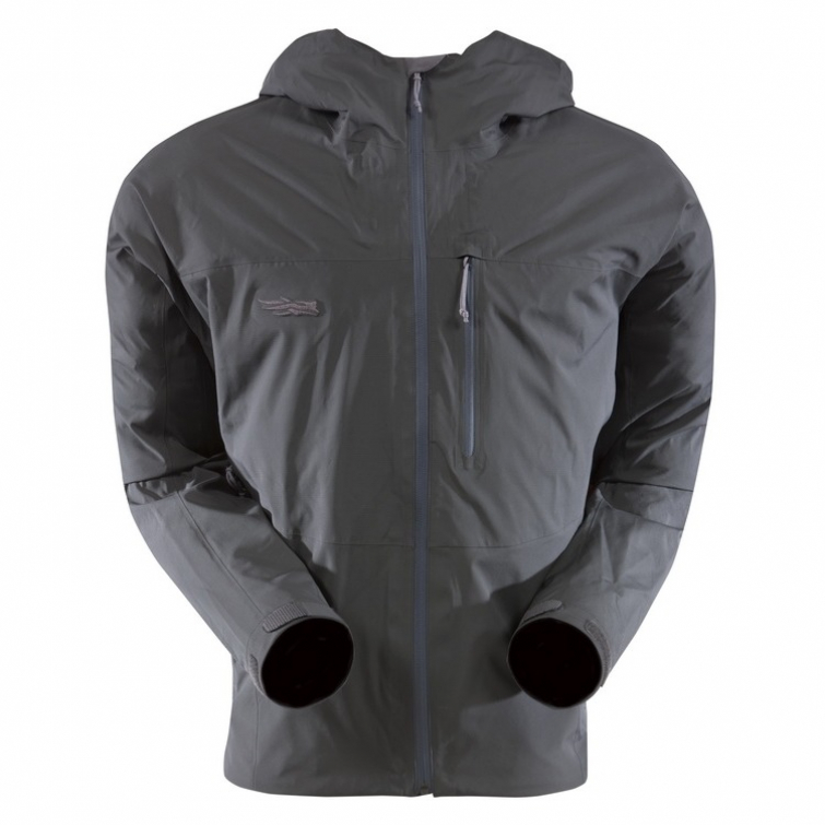 Куртка SITKA Dew Point Jacket цвет Lead фото 1