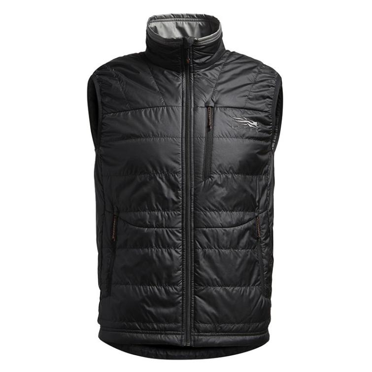 Жилет SITKA Kelvin AeroLite Vest цвет Black фото 1