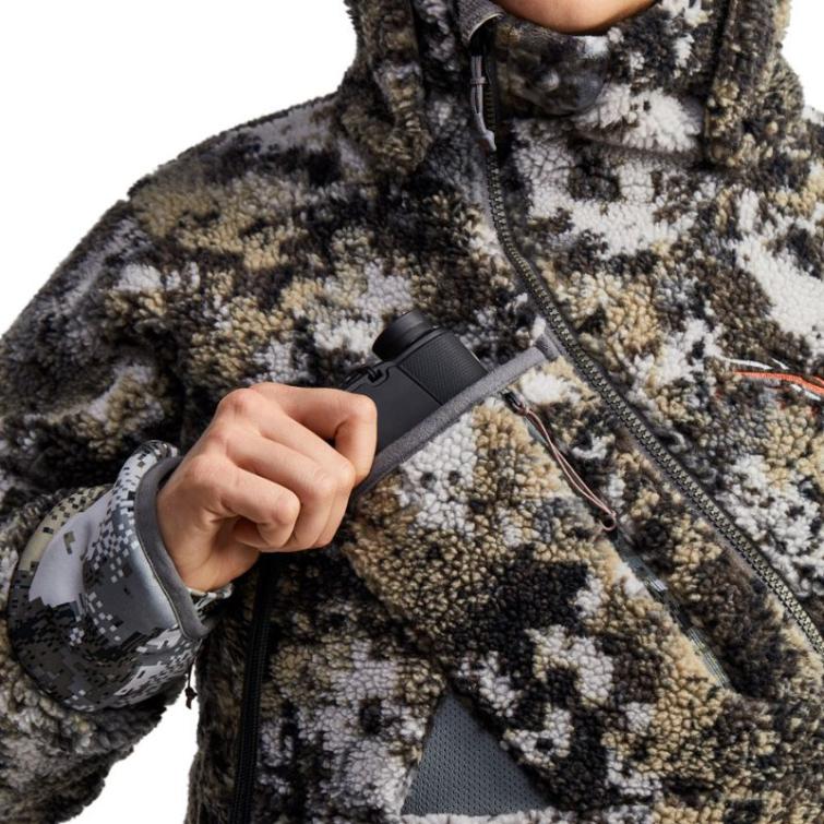 Куртка SITKA WS Fanatic Jacket New цвет Optifade Elevated II фото 3
