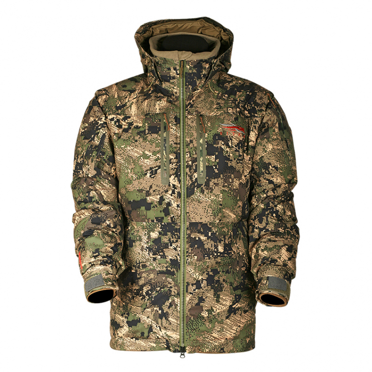 Куртка SITKA Blizzard Parka цвет Optifade Ground Forest фото 1