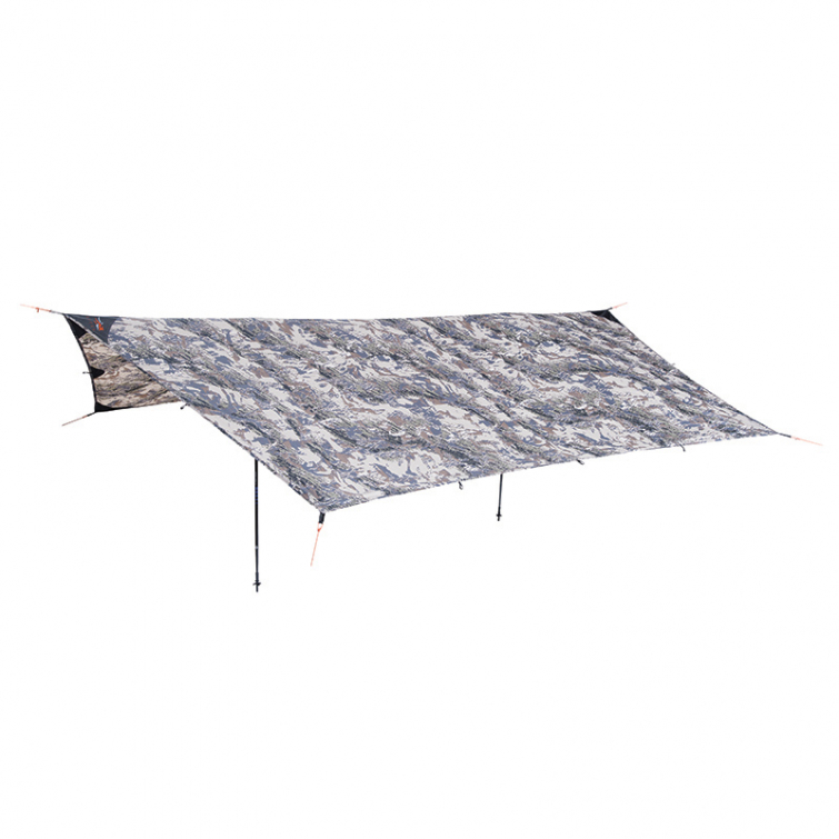 Тент SITKA Flash Shelter 8'x10' (2,44 x 3,05 м) цв. Optifade Open Country р. one size фото 1