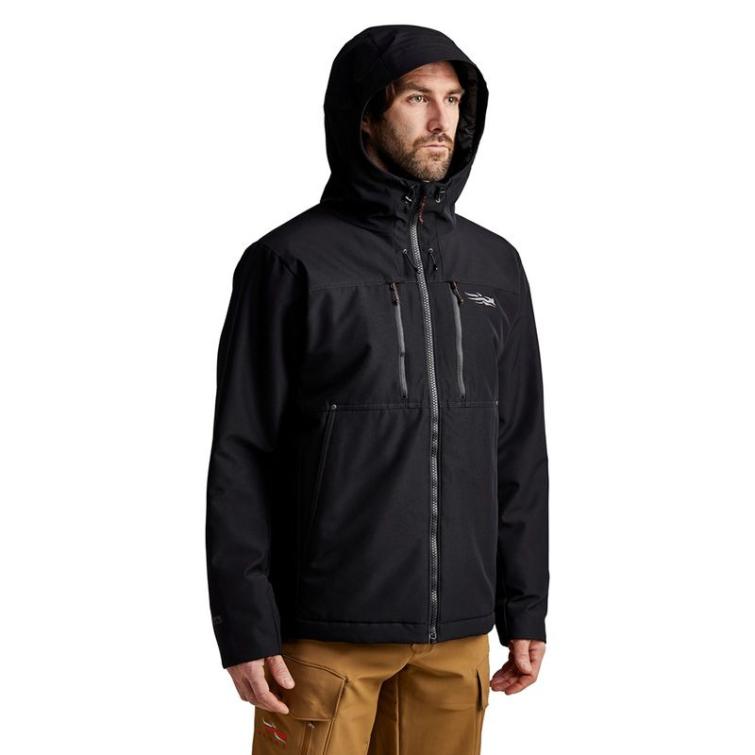 Куртка SITKA Grindstone Work Jacket цвет Black фото 8