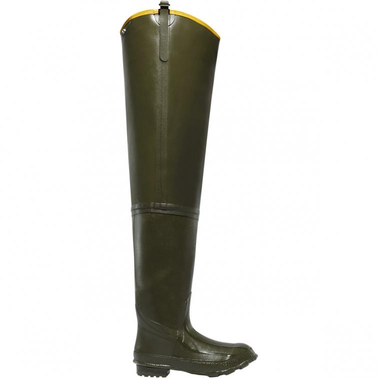 "Сапоги Забродные LACROSSE Marsh 32"" цвет OD Green фото 1"