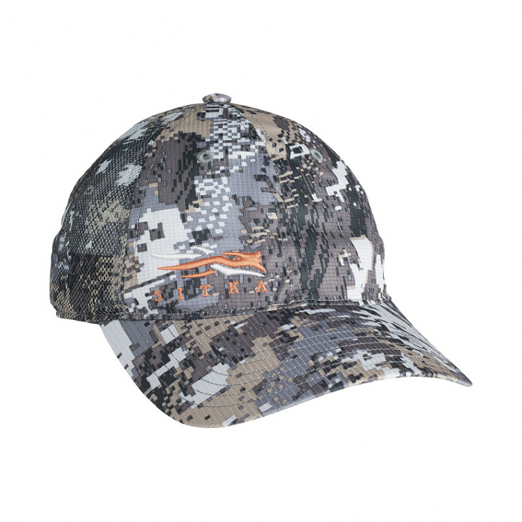 Бейсболка SITKA ESW Hat цвет Optifade Elevated II фото 1