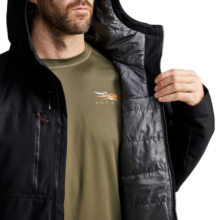 Куртка SITKA Grindstone Work Jacket цвет Black фото 2