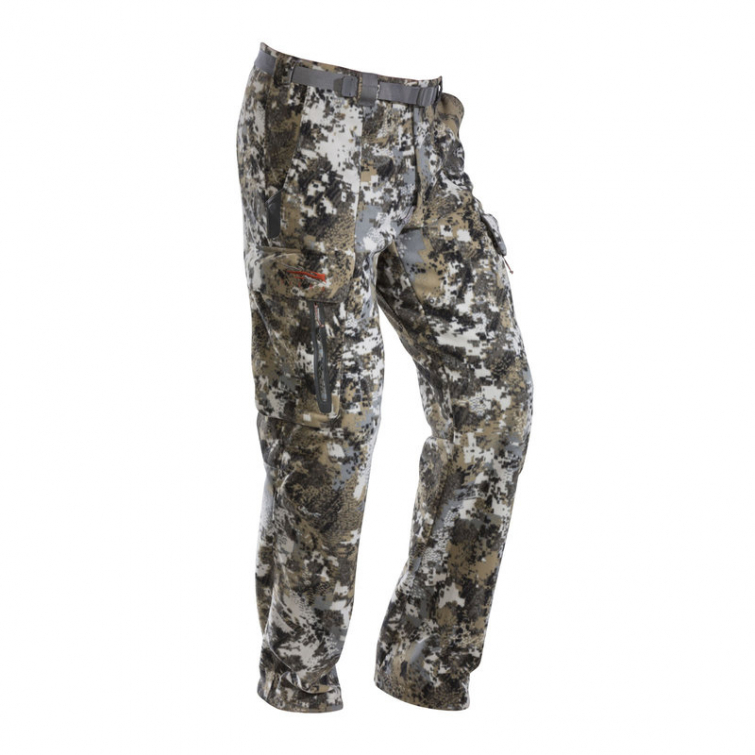 Брюки SITKA Stratus Pant New цвет Optifade Elevated II фото 1
