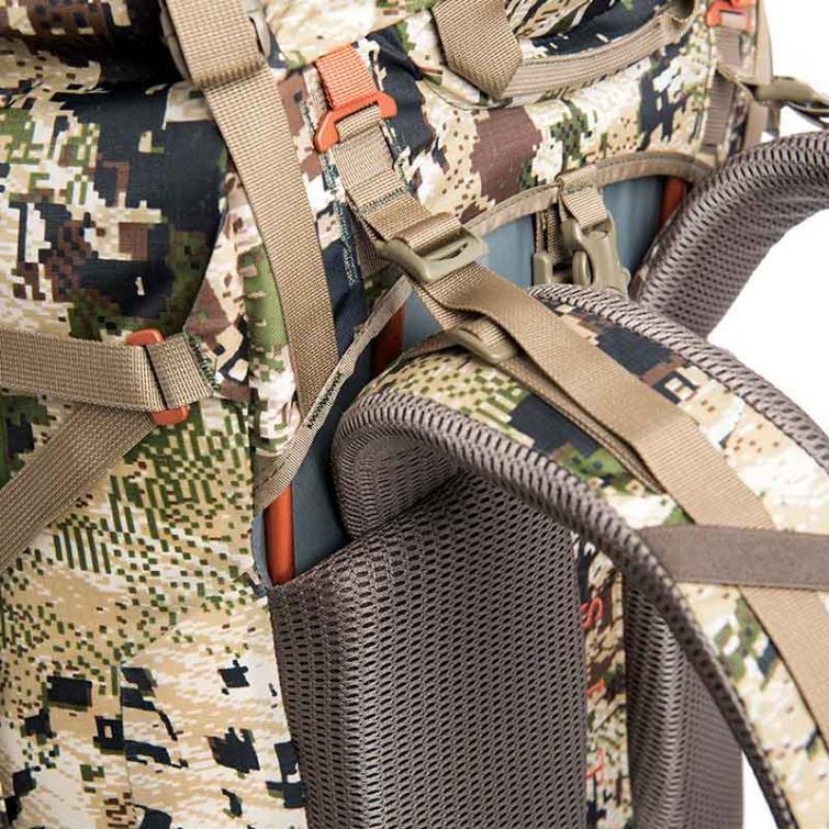 Рюкзак SITKA Mountain Hauler 4000 Pack M/L цвет Optifade Subalpine фото 11