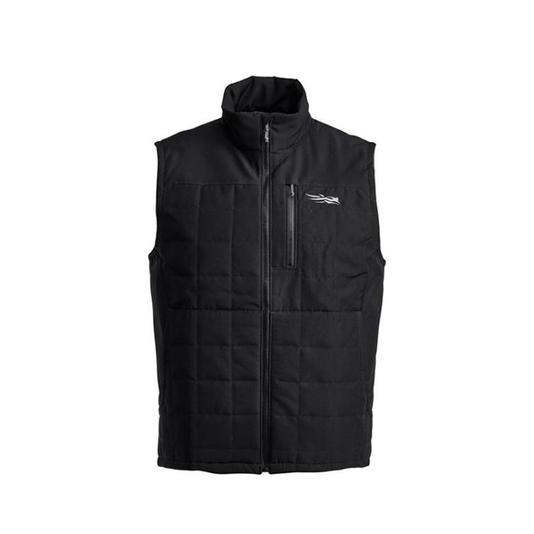 Жилет SITKA Grindstone Work Vest цвет Black фото 1