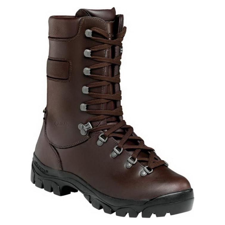 Ботинки охотничьи AKU Grizzly II GTX цвет Brown фото 1