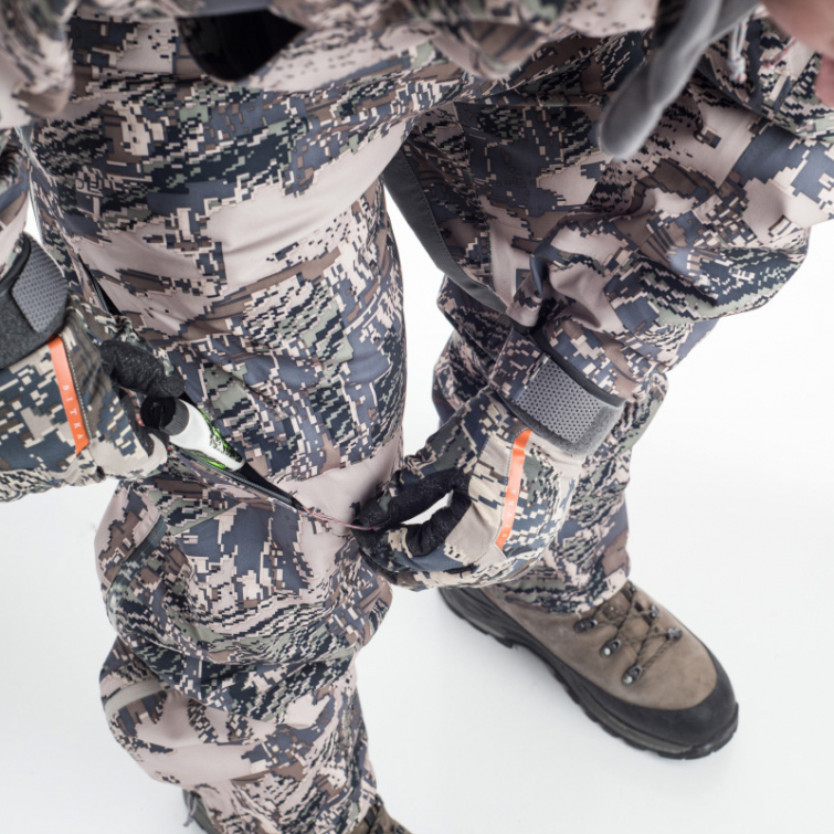 Брюки SITKA Coldfront Pant цвет Optifade Open Country фото 3