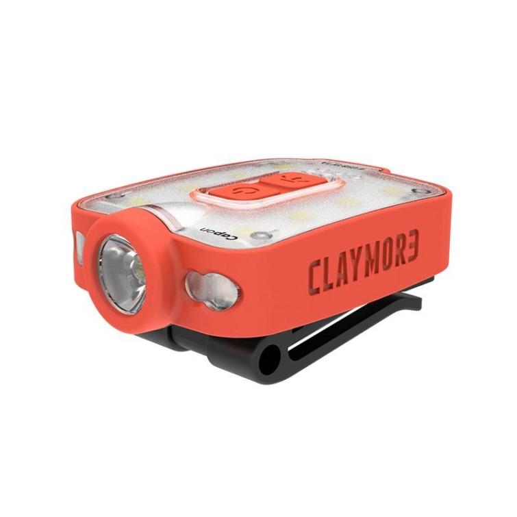 Фонарь налобный CLAYMORE Capon 40B цв. Red фото 2