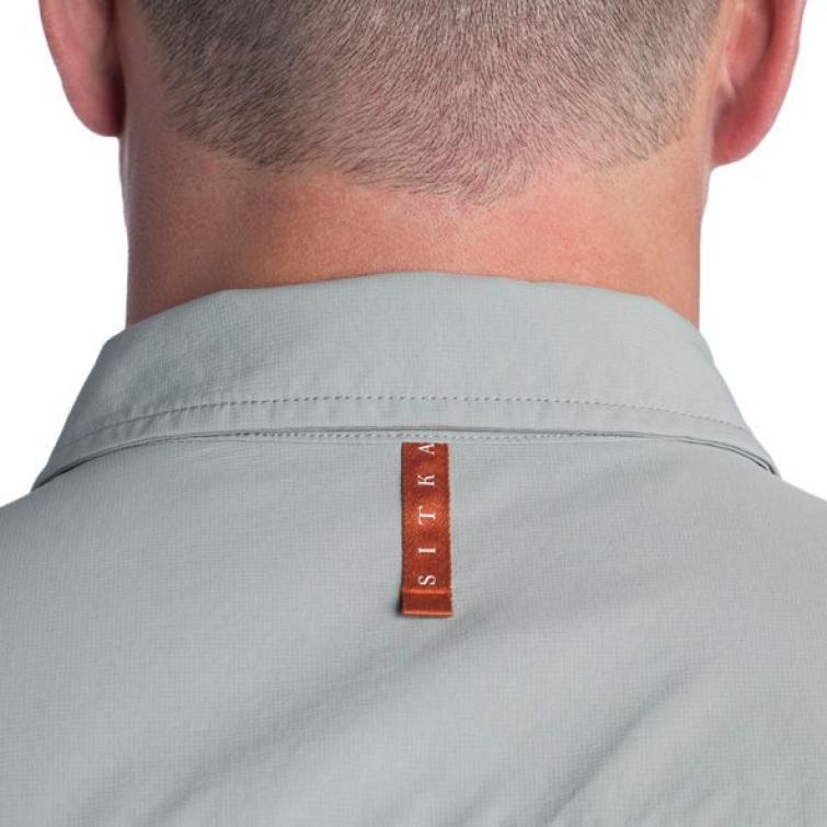 Рубашка SITKA Scouting Shirt цвет Granite фото 4
