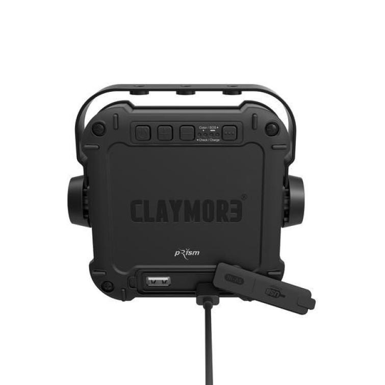 Фонарь кемпинговый CLAYMORE Ultra II 3.0M цв. Black фото 7