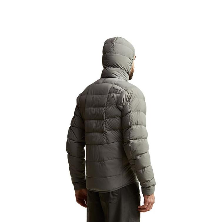 Куртка SITKA Kelvin Lite Down Jacket цвет Woodsmoke фото 2