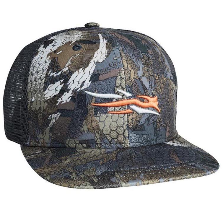Бейсболка SITKA Trucker Cap цвет Optifade Timber фото 1