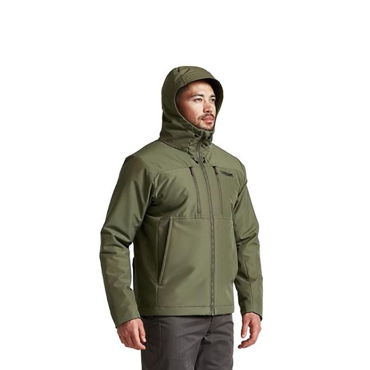 Куртка SITKA Grindstone Work Jacket цвет Covert фото 6