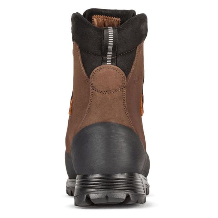 Ботинки горные AKU Utah Top GTX цвет Brown фото 4