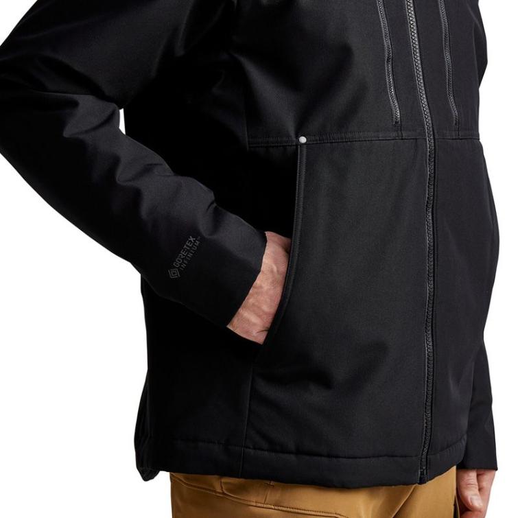 Куртка SITKA Grindstone Work Jacket цвет Black фото 7