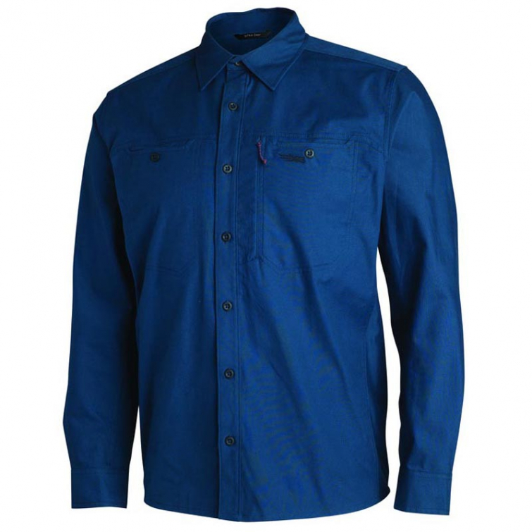 Рубашка SITKA Harvester Shirt цвет Midnight фото 1
