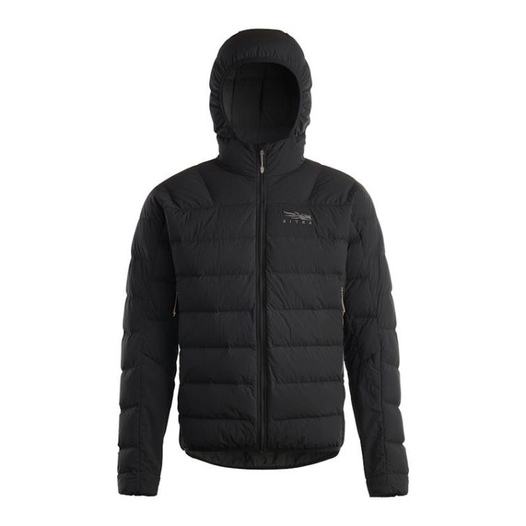 Куртка SITKA Kelvin Lite Down Jacket цвет Black фото 1