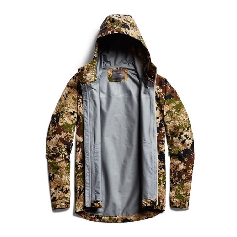 Куртка SITKA Dew Point Jacket New цвет Optifade Subalpine фото 6