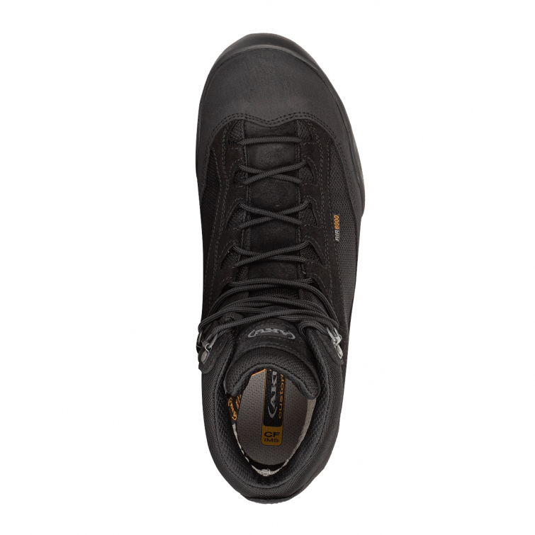 Ботинки охотничьи AKU NS 564 Spider II цвет Black фото 2