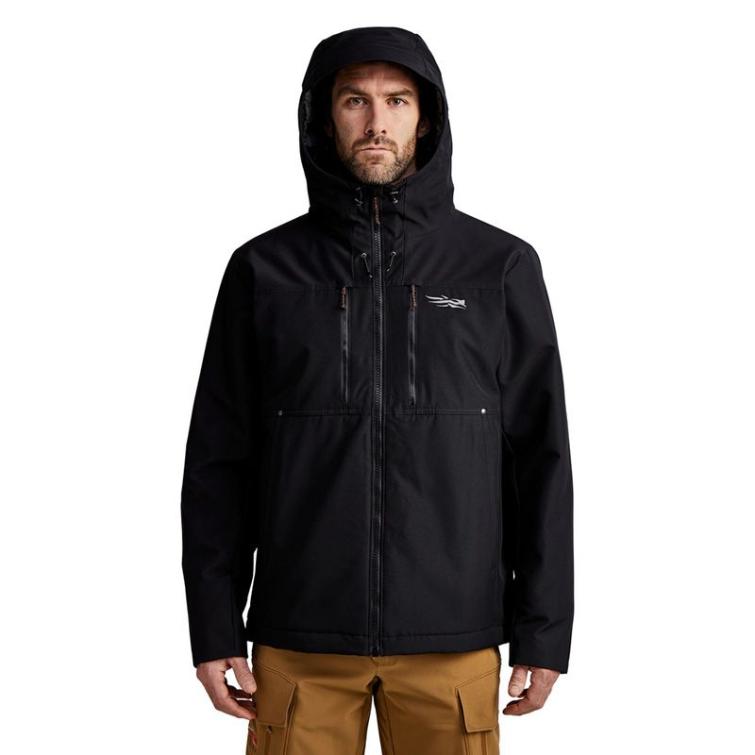 Куртка SITKA Grindstone Work Jacket цвет Black фото 9